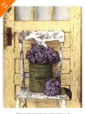Cristin Atria Cottage Bouquet I Canvas LAST ONES IN INVENTORY!!