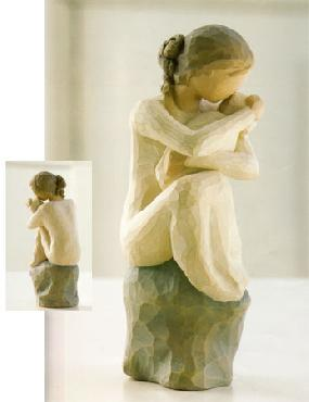 Willow Tree The Guardian Figurine - New for 2008