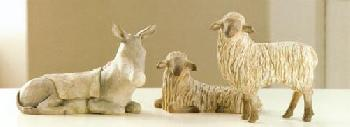 Willow Tree Gentle Animals of the Stable New for 2008
