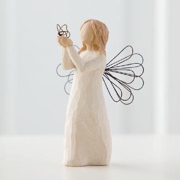 Willow Tree Angel Of Freedom Figurine