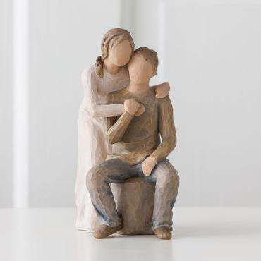 Willow Tree You And Me (lighter) Figurine