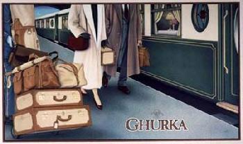Monte Dolack Ghurka II Signed Open Edition