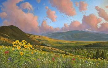 Monte Dolack Missoula Valley