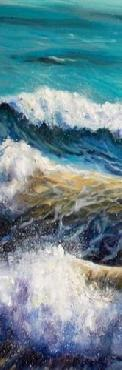 Boho Hue Studio Ocean Rolls 1