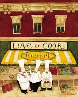 Dan Dipaolo Love To Cook Market