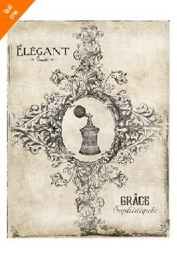Jace Grey Elegant Beaute Light   LAST ONES IN INVENTORY!!