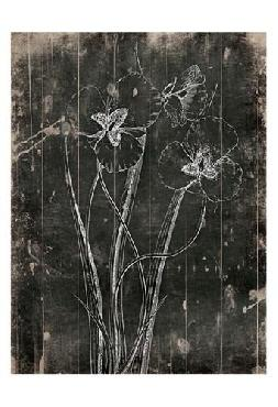 Jace Grey Black Wood