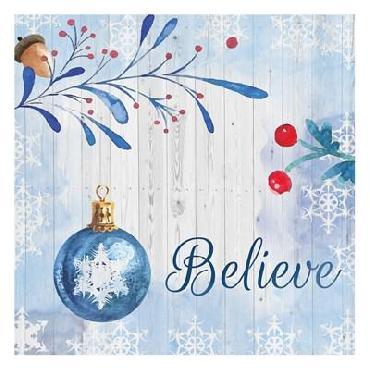 Orane Fraser Christmas Believe