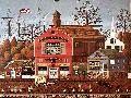 Charles Wysocki Harbor Town