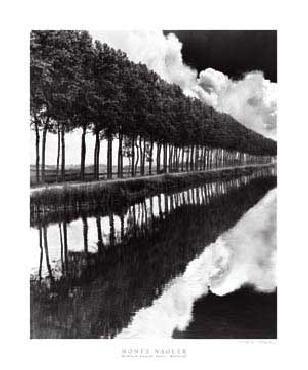 Monte Nagler Holland Canal Sluis Holland