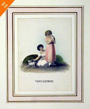 Charles Wysocki Tenderness NO LONGER IN PRINT - LAST ONES!!