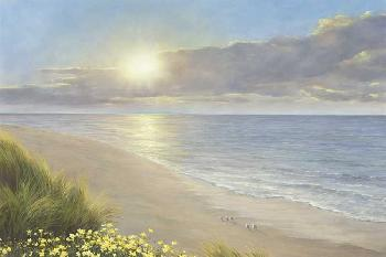 Diane Romanello Beach Serenity Artist