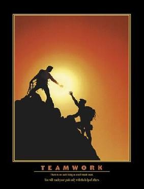 Motivational Teamwork