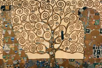 Gustav Klimt Tree Of Life Canvas