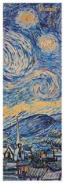 Vincent Van Gogh Starry Night (detail)