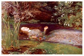 Sir John Everett Millais Ophelia