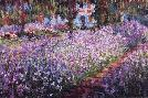 Claude Monet Jardin De Monet