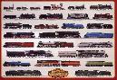 Anonymous Train Steam Locomotives