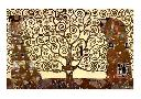 Gustav Klimt Tree of Life - Stoclet Frieze