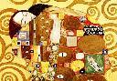 Gustav Klimt Die Erfullung