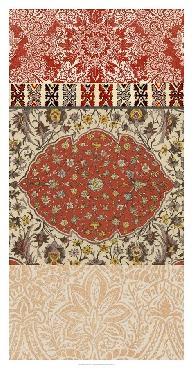 Vision Studio Bohemian Tapestry II