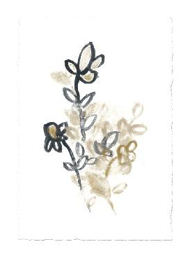 June Erica Vess Bronze Bouquet I Limited Edition Giclee