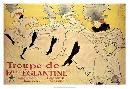 Henri De Toulouse-lautrec La Troupe De Mademoiselle Eglantine