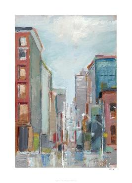 Ethan Harper Downtown Contemporary II Giclee Canvas