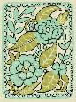 Zarris Gouache Florals II Giclee Canvas