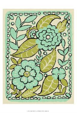Chariklia Zarris Gouache Florals II