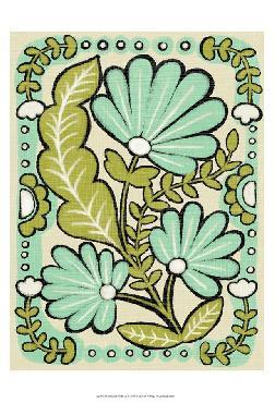 Chariklia Zarris Gouache Florals III
