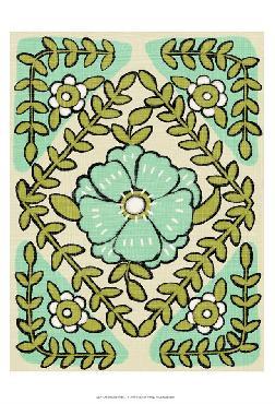 Chariklia Zarris Gouache Florals IV