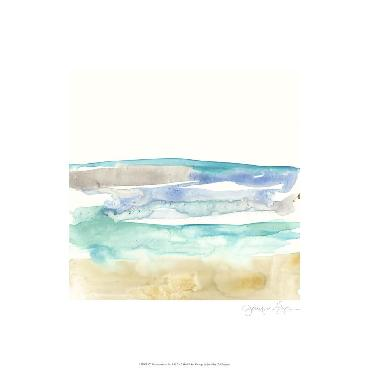 Jennifer Goldberger Mountains To Sea I Limited Edition Giclee