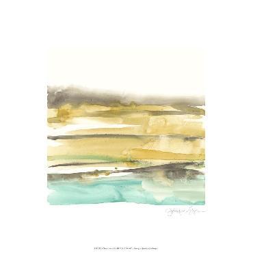 Jennifer Goldberger Mountains To Sea III Limited Edition Giclee