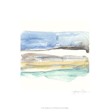 Jennifer Goldberger Mountains To Sea V Limited Edition Giclee