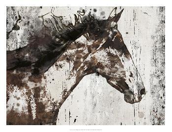Irena Orlov Galaxy Horse I Open Edition Giclee - Gloss