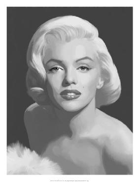 Chris Consani Classic Beauty Giclee Canvas