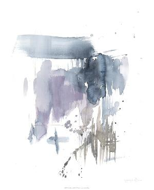 Jennifer Goldberger Violet & Paynes Splash I Limited Edition Giclee