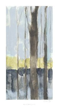Jennifer Goldberger Treeline Diptych II Limited Edition Giclee