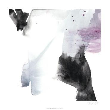 Jennifer Goldberger Violet Bloom I Limited Edition Giclee