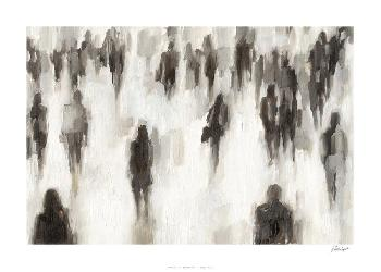 Ethan Harper Commuters II Limited Edition Giclee