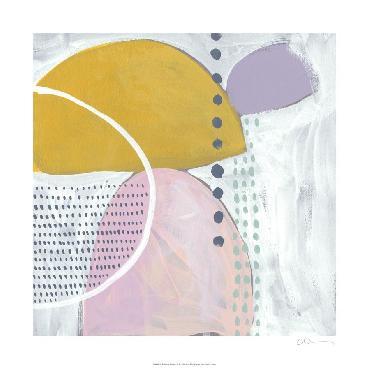 Chariklia Zarris Lollipop Abstract II Giclee Canvas
