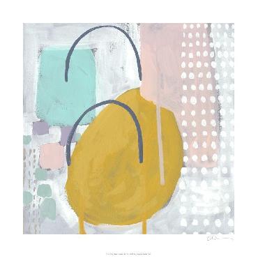 Chariklia Zarris Lollipop Abstract III Limited Edition Giclee