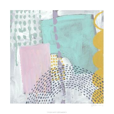 Chariklia Zarris Lollipop Abstract VI Limited Edition Giclee