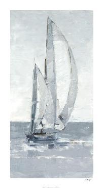 Ethan Harper Grey Seas II Giclee Canvas