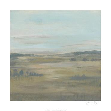 Jennifer Goldberger View From The Train I Limited Edition Giclee