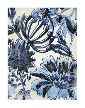 Chariklia Zarris Indigo Porcelain II Limited Edition Giclee