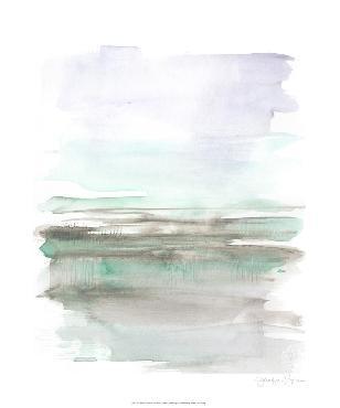 Jennifer Goldberger Frost Horizon I Limited Edition Giclee