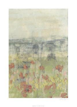 Jennifer Goldberger Wildflower Scape II Giclee Canvas