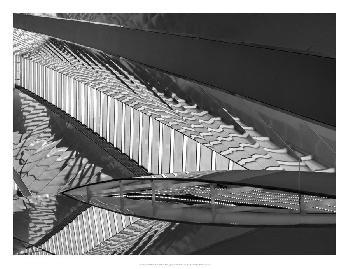 Eva Bane Varied Shapes II Giclee Canvas